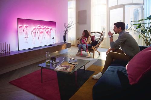 "Philips 48OLED806/12 TV 121.9 cm (48"") 4K Ultra HD Smart TV Wi-Fi Metallic 7"