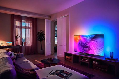 "Philips Performance 58PUS8556 147.3 cm (58"") 4K Ultra HD Smart TV Wi-Fi Black 7"