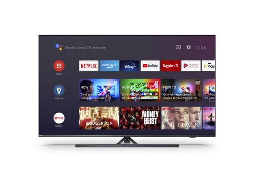 """Philips Performance 65PUS8556/12 TV 165.1 cm (65"""") 4K Ultra HD Smart TV Wi-Fi Anthracite 7"""