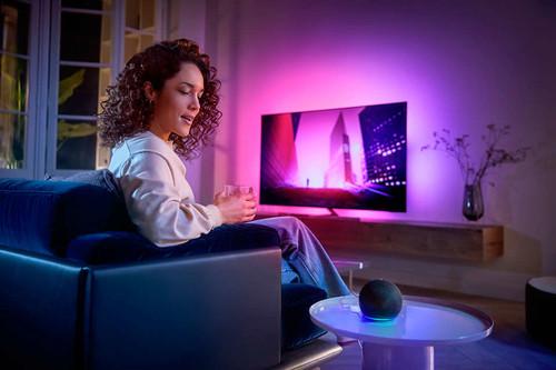 "Philips 55OLED856/12 TV 139.7 cm (55"") 4K Ultra HD Smart TV Wi-Fi Grey 8"