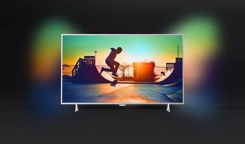 Philips 4K Ultra Slim TV powered by Android TV™ 49PUS6452/12