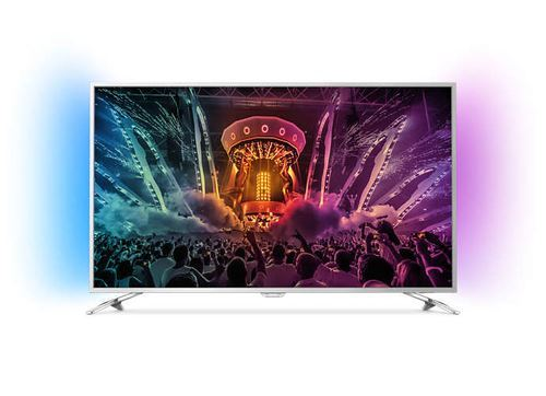 Philips 4K Ultra Slim TV powered by Android TV™ 55PUS6501/12