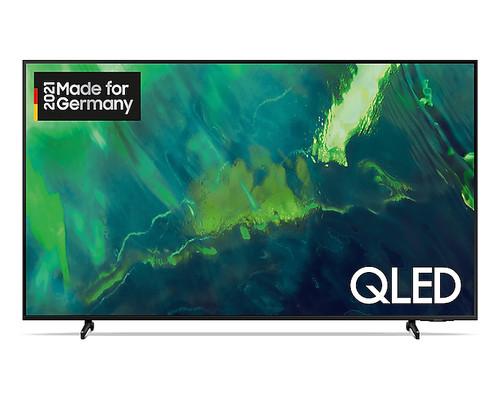 """Samsung GQ43Q72AAU 109.2 cm (43"""") 4K Ultra HD Smart TV Wi-Fi Grey, Titanium 0"""