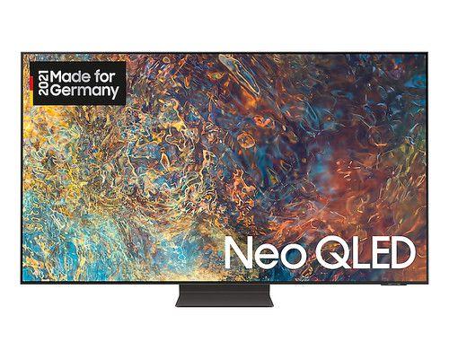 """Samsung GQ55QN94AAT 139.7 cm (55"""") 4K Ultra HD Smart TV Wi-Fi Carbon, Silver 0"""