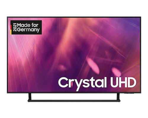 """Samsung GU43AU9079U 109.2 cm (43"""") 4K Ultra HD Smart TV Wi-Fi Black 0"""