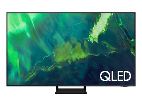 """Samsung Q70A QN55Q70AAF 138.7 cm (54.6"""") 4K Ultra HD Smart TV Wi-Fi Black 0"""