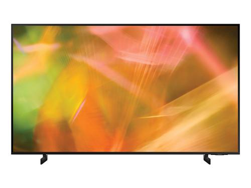 "Samsung Series 8 UN43AU8000 109.2 cm (43"") 4K Ultra HD Smart TV Wi-Fi Black 0"