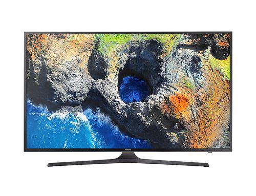 """Samsung UN49MU6103 124.5 cm (49"""") 4K Ultra HD Smart TV Wi-Fi Titanium 0"""