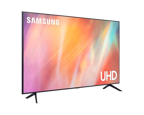 "Samsung Series 7 AU7000 139.7 cm (55"") 4K Ultra HD Smart TV Wi-Fi Grey 9"