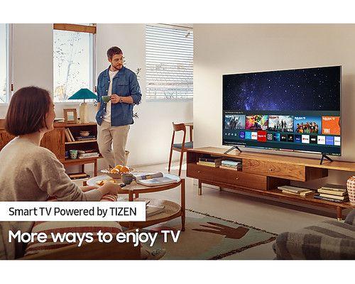 """Samsung UE70AU7172U 177.8 cm (70"""") 4K Ultra HD Smart TV Wi-Fi Grey, Titanium 9"""
