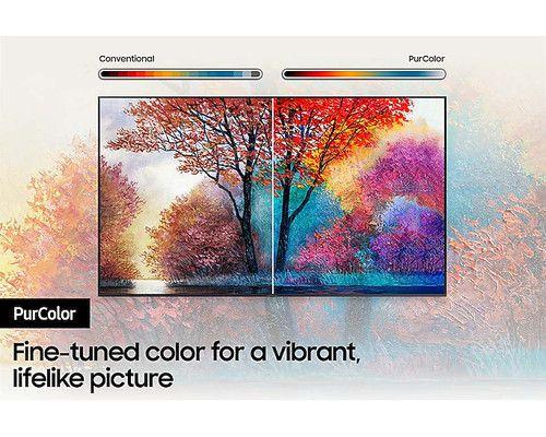 """Samsung UE70AU7172U 177.8 cm (70"""") 4K Ultra HD Smart TV Wi-Fi Grey, Titanium 10"""