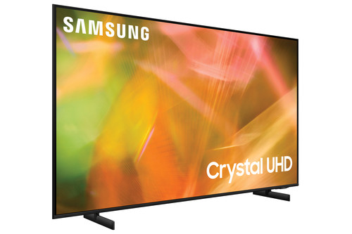 "Samsung Series 8 AU8000 139.7 cm (55"") 4K Ultra HD Smart TV Wi-Fi Black 12"