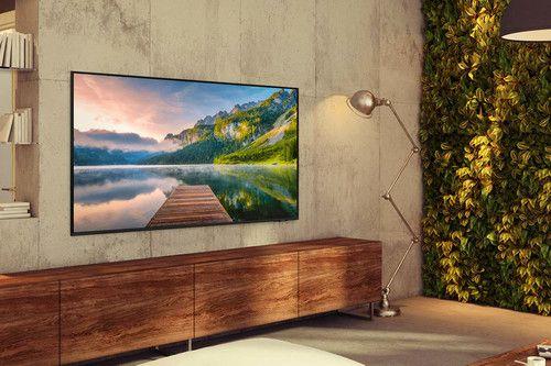 "Samsung Series 8 AU8000 139.7 cm (55"") 4K Ultra HD Smart TV Wi-Fi Black 15"