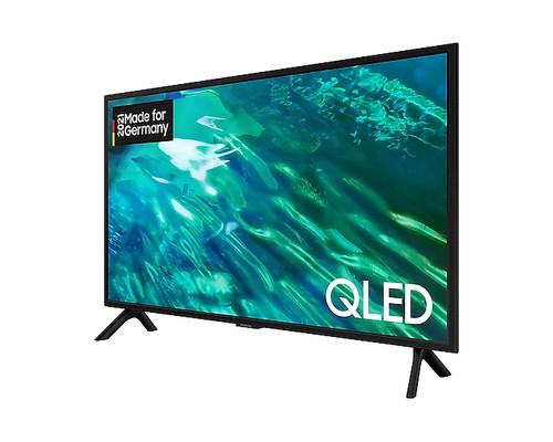 "Samsung 32 ""QLED Q50A (2021) 81.3 cm (32"") Full HD Smart TV Wi-Fi Black 1"