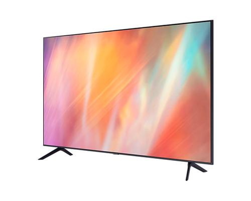 "Samsung Series 7 AU7000 139.7 cm (55"") 4K Ultra HD Smart TV Wi-Fi Grey 1"