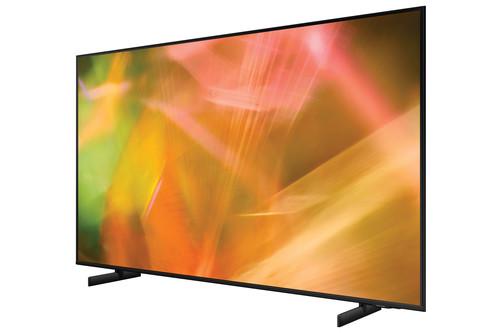 "Samsung Series 8 AU8000 139.7 cm (55"") 4K Ultra HD Smart TV Wi-Fi Black 1"