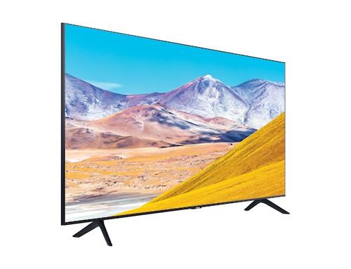 "Samsung Series 8 Crystal UHD 43"" TU8002 109.2 cm (43"") 4K Ultra HD Smart TV Wi-Fi Black 1"