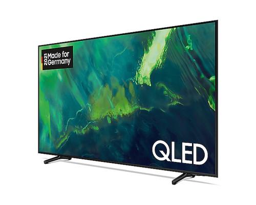 """Samsung GQ43Q72AAU 109.2 cm (43"""") 4K Ultra HD Smart TV Wi-Fi Grey, Titanium 1"""