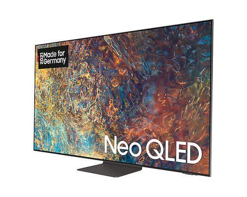 """Samsung GQ55QN94AAT 139.7 cm (55"""") 4K Ultra HD Smart TV Wi-Fi Carbon, Silver 1"""