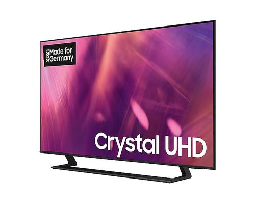 """Samsung GU43AU9079U 109.2 cm (43"""") 4K Ultra HD Smart TV Wi-Fi Black 1"""