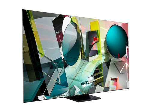 "Samsung Q900TS 165.1 cm (65"") 8K Ultra HD Smart TV Wi-Fi Stainless steel 1"