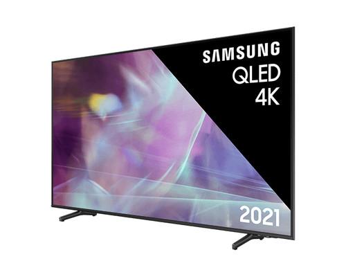 """Samsung Series 6 QE55Q67AAU 139.7 cm (55"""") 4K Ultra HD Smart TV Wi-Fi Titanium 1"""