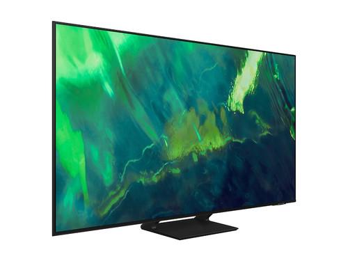"""Samsung Q70A QN55Q70AAF 138.7 cm (54.6"""") 4K Ultra HD Smart TV Wi-Fi Black 1"""