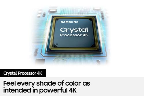 "Samsung Series 8 AU8000 139.7 cm (55"") 4K Ultra HD Smart TV Wi-Fi Black 19"