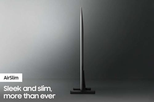 "Samsung Series 8 AU8000 139.7 cm (55"") 4K Ultra HD Smart TV Wi-Fi Black 20"