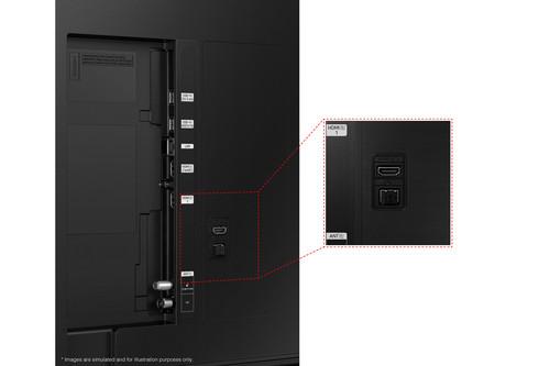 "Samsung Series 8 AU8000 139.7 cm (55"") 4K Ultra HD Smart TV Wi-Fi Black 21"