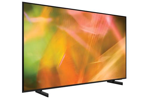 "Samsung Series 8 AU8000 139.7 cm (55"") 4K Ultra HD Smart TV Wi-Fi Black 2"
