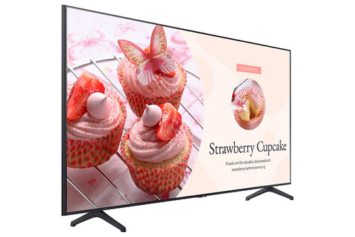 "Samsung BE82T-H TV 2.08 m (82"") 4K Ultra HD Smart TV Wi-Fi Grey 2"