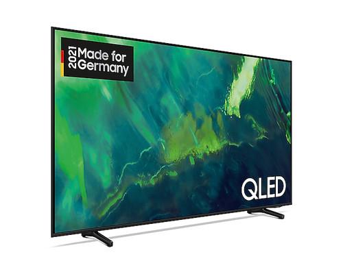 """Samsung GQ43Q72AAU 109.2 cm (43"""") 4K Ultra HD Smart TV Wi-Fi Grey, Titanium 2"""