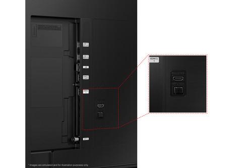"Samsung Series 8 UE43AU8070 109.2 cm (43"") 4K Ultra HD Smart TV Wi-Fi Black 2"