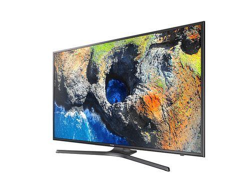 """Samsung UN49MU6103 124.5 cm (49"""") 4K Ultra HD Smart TV Wi-Fi Titanium 2"""