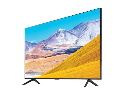 "Samsung Series 8 Crystal UHD 43"" TU8002 109.2 cm (43"") 4K Ultra HD Smart TV Wi-Fi Black 3"