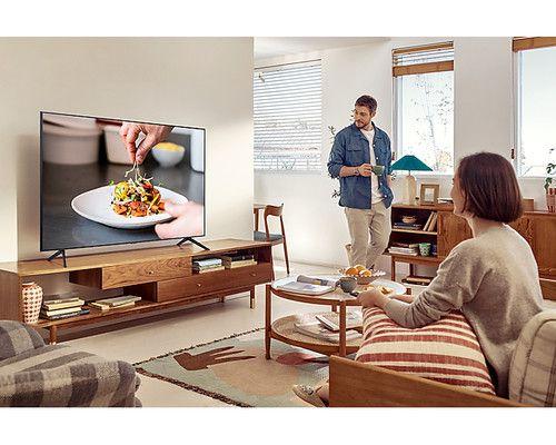 """Samsung GU75AU7179U 190.5 cm (75"""") 4K Ultra HD Smart TV Wi-Fi Grey 3"""
