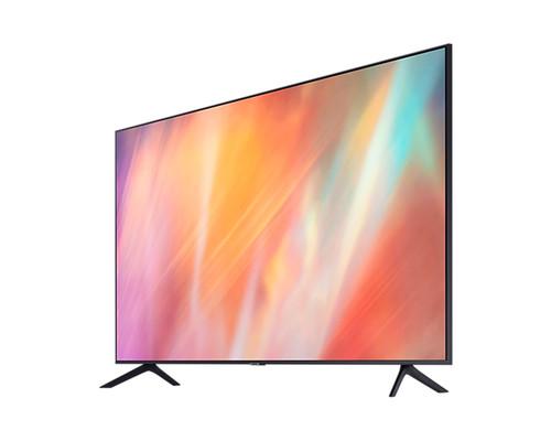 "Samsung Series 7 AU7000 139.7 cm (55"") 4K Ultra HD Smart TV Wi-Fi Grey 4"