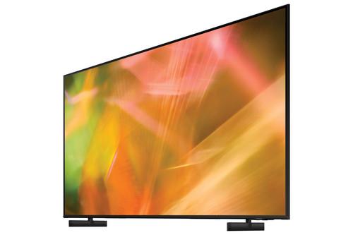 "Samsung Series 8 AU8000 139.7 cm (55"") 4K Ultra HD Smart TV Wi-Fi Black 4"