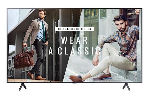 "Samsung BE82T-H TV 2.08 m (82"") 4K Ultra HD Smart TV Wi-Fi Grey 4"