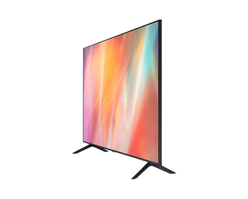 "Samsung Series 7 AU7000 139.7 cm (55"") 4K Ultra HD Smart TV Wi-Fi Grey 5"