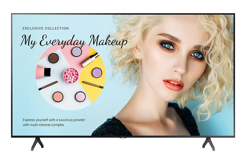 "Samsung BE82T-H TV 2.08 m (82"") 4K Ultra HD Smart TV Wi-Fi Grey 5"
