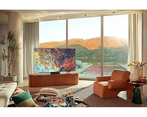 """Samsung GQ55QN94AAT 139.7 cm (55"""") 4K Ultra HD Smart TV Wi-Fi Carbon, Silver 5"""