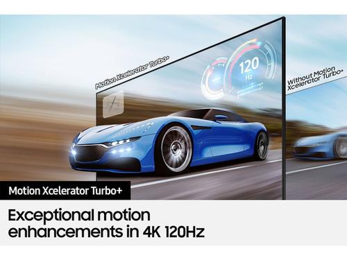 """Samsung Q70A QN55Q70AAF 138.7 cm (54.6"""") 4K Ultra HD Smart TV Wi-Fi Black 5"""