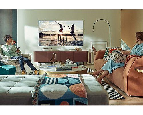 """Samsung GQ55QN94AAT 139.7 cm (55"""") 4K Ultra HD Smart TV Wi-Fi Carbon, Silver 6"""