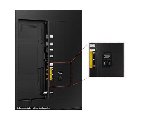 """Samsung Series 8 UN50AU8000F 127 cm (50"""") 4K Ultra HD Smart TV Wi-Fi Black 6"""