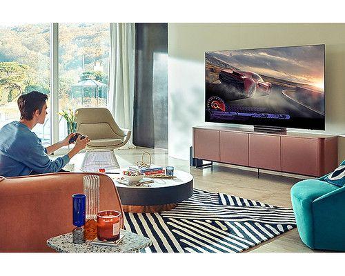 """Samsung GQ55QN94AAT 139.7 cm (55"""") 4K Ultra HD Smart TV Wi-Fi Carbon, Silver 7"""