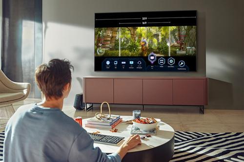 """Samsung GQ65Q74AAT 165.1 cm (65"""") 4K Ultra HD Smart TV Wi-Fi Black 7"""