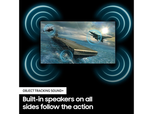 "Samsung Q900TS 165.1 cm (65"") 8K Ultra HD Smart TV Wi-Fi Stainless steel 7"