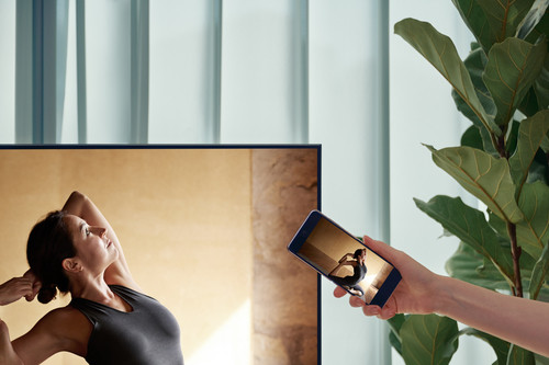 "Samsung Series 9 UE50AU9007KXXU TV 127 cm (50"") 4K Ultra HD Smart TV Wi-Fi Black 7"